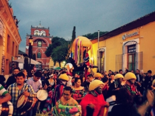 Things to see in San Cristobal de las Casas, Mexico - Vibrant street processions