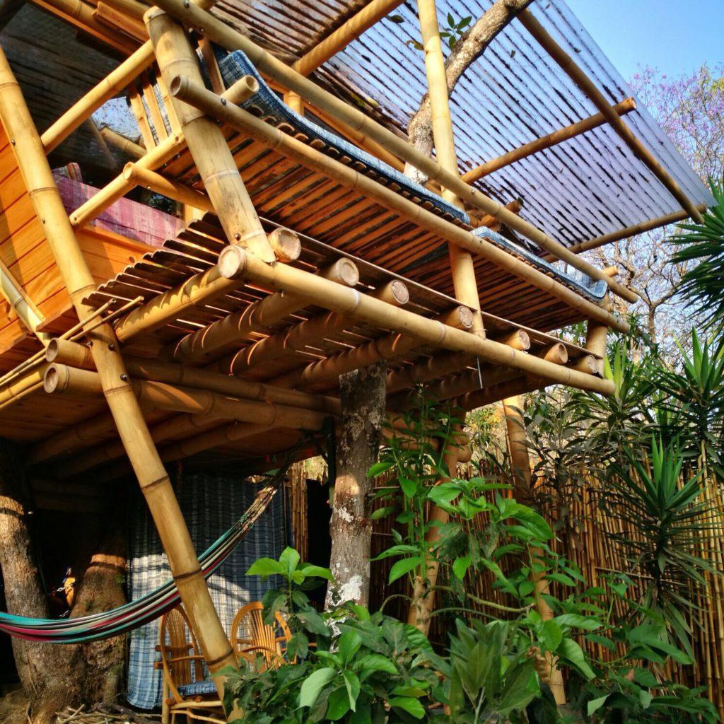 Our fully equipped Airbnb tree house, San Pedro La Laguna, Lake Atitlan, Guatemala