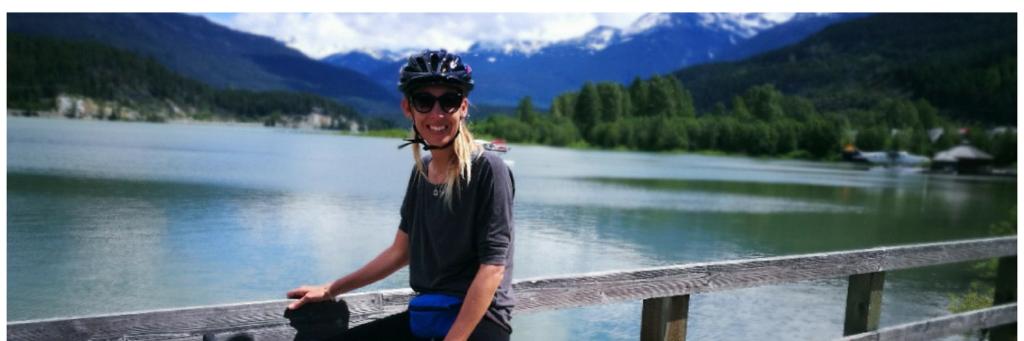 Destination Addict - Cycling in Whistler, British Columbia, Canada