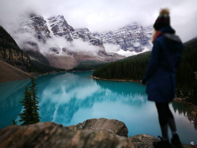 Destination Addict - Moraine Lake, Alberta, Canada