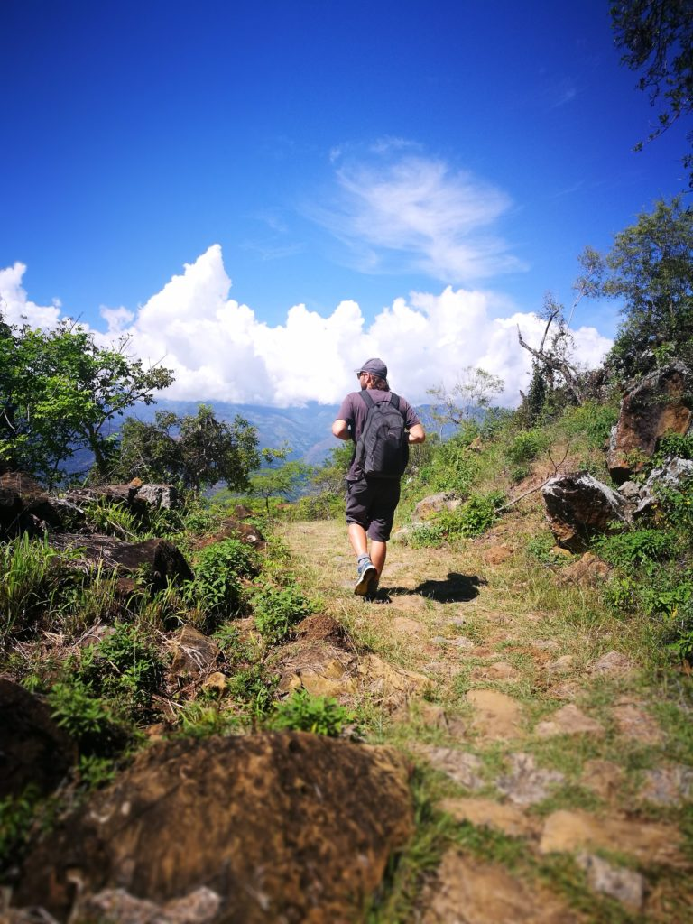 Keeping cool and the sun at bay with the Arcteryx Cap - Things To Take Backpacking