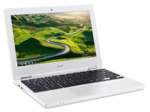 What To Take Backpacking - Acer Chromebook
