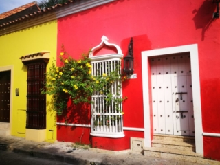 Things To Do In Cartagena - Destination Addict - The buildings certainly stand bright & proud in Cartagena, Colombia