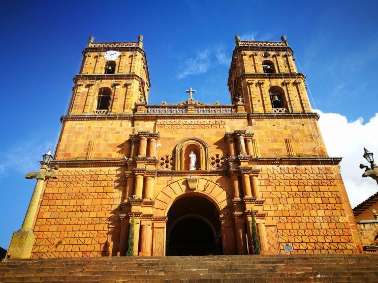 Camino Real Colombia - Barichara, Cathedral de la Immaculada Concepcion