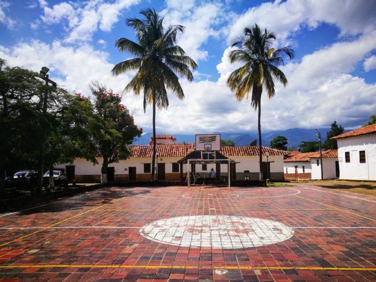 Parque Principal Guame, Camino Real, Colombie