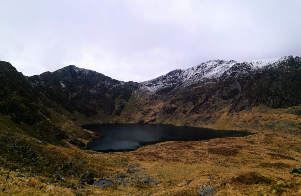 North Wales Walks - Hiking Cadair Idris - Minffordd Path Route - Destination Addict