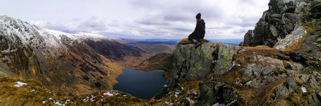 North Wales Walks - Hiking Cadair Idris - Minffordd Path Route - Destination Addict