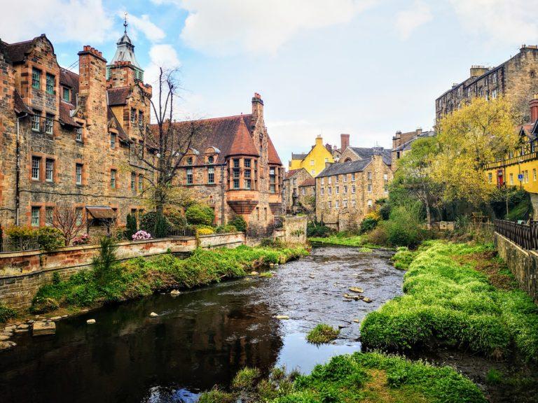 Historic Dean Village - 24 hrs in Edinburgh