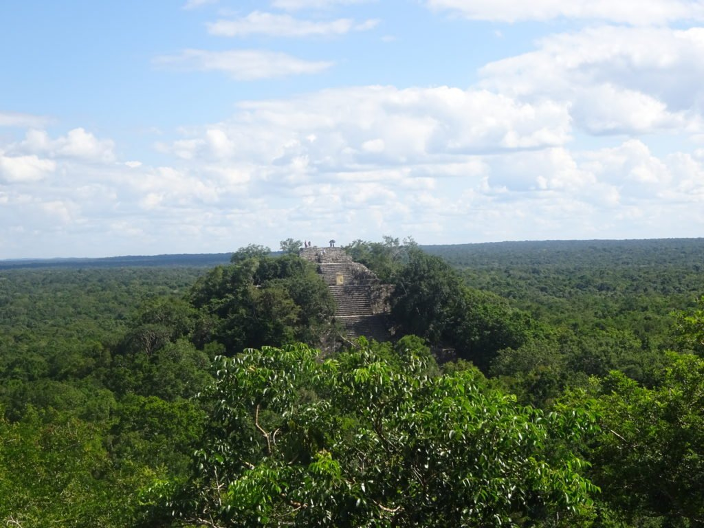 Calakmul Deep In The Jungle - The Pros Of Travel Planning