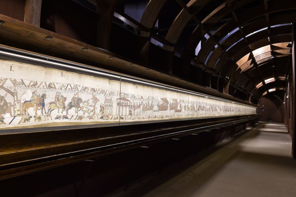 Bayeux France - Bayeux Tapestry - Destination Addict
