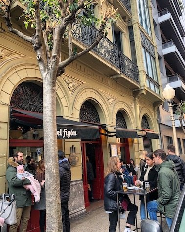 Why You Need To Why Visit Bilbao – Told Through Our Highlights - A personal atmosphere at El Figon- Destination Addict