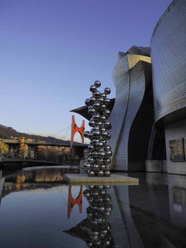 Why Visit Bilbao – Told Through Our Highlights - Reflections at the Guggenheim - Destination Addict