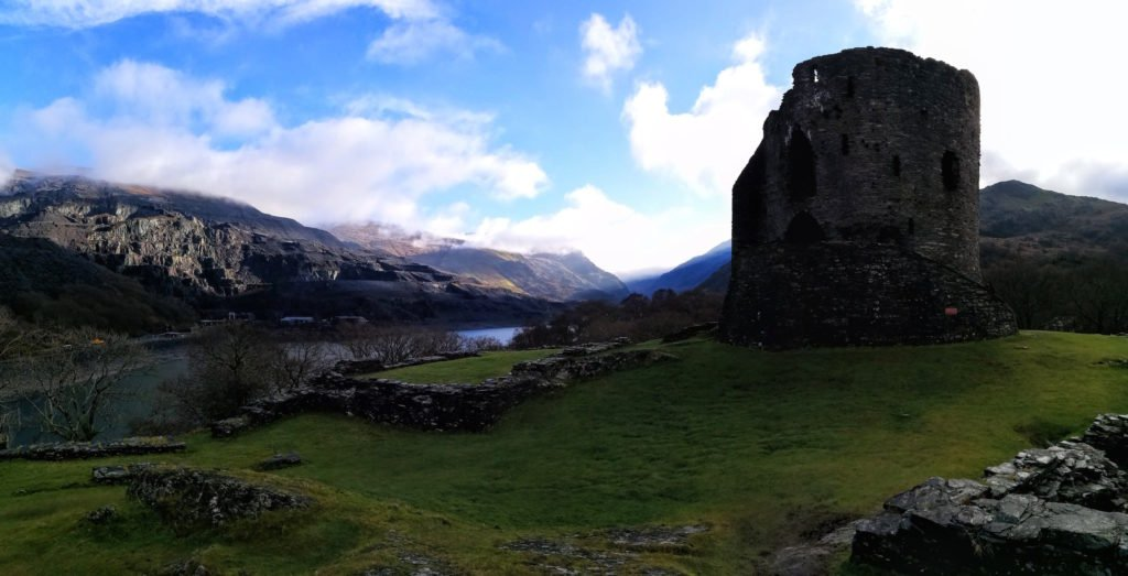 Days Out In North Wales  - Dolbadarn Castle, Wales - Destinastion Addict
