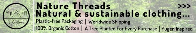 Nature Threads – Natural & Sustainable Clothing