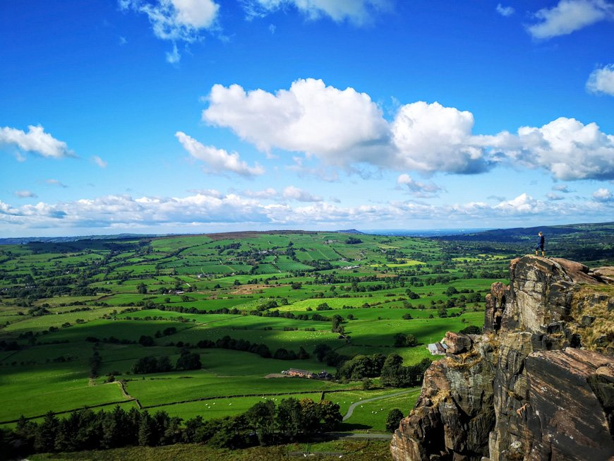 Hen Cloud - Van Life UK - Destination Addict