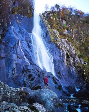 Days Out In North Wales  - Aber Falls, North Wales - Destinastion Addict