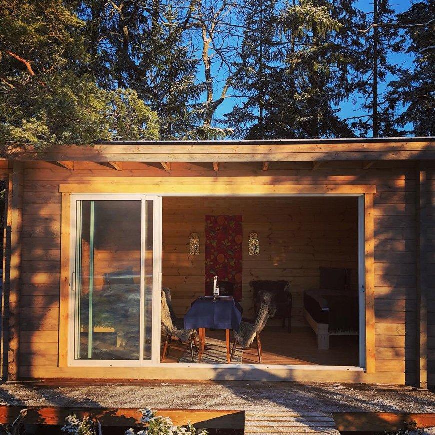 Smalandstorpet Woodland Cabin - Remote places
