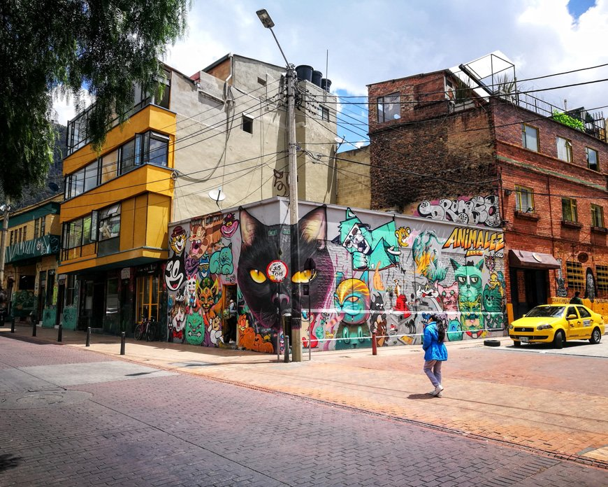 Places to visit in Colombia - Bogota