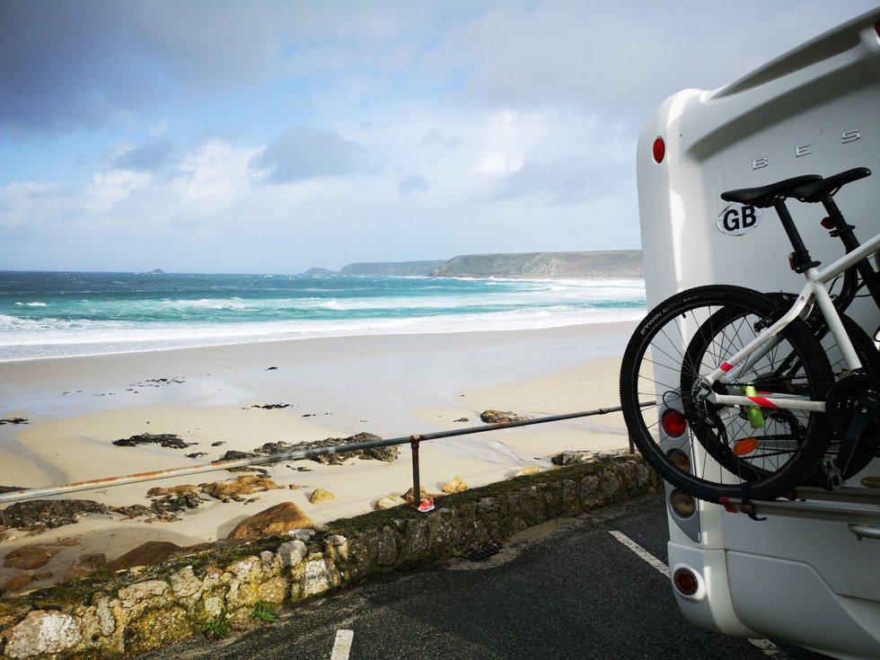 Full Time Van Life - Exploring The Cornish Coast